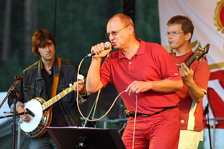 foto Wilkasy 2006 - koncert dla Romka