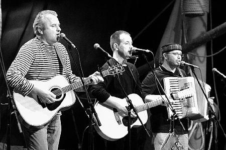 foto Shanties - koncert piosenki żeglarskiej nie całkiem serio, Kraków 2007