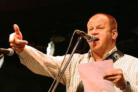 zdjęcia Shanties - koncert piosenki żeglarskiej nie całkiem serio, Kraków 2007