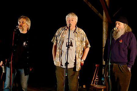 zdjęcia Z Johnnym Collinsem i Jimem Mageeanem<br>Szanta na Sukces, Nowa Słupia 2007