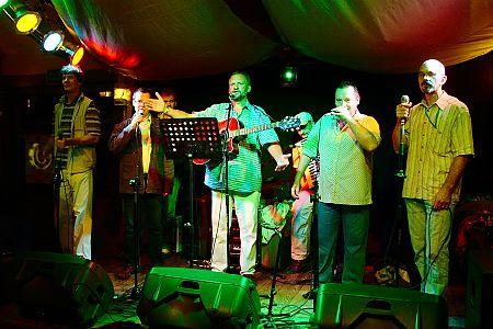 zdjęcia <b>The Pioruners</b><br>Koncert w Contraście