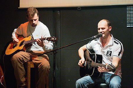 zdjęcia <b>Sylwester Karnafel</b> w Ryczących Czterdziestkach w Białymstoku, 3 koncerty