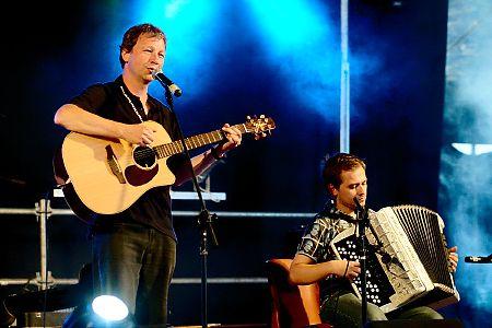 zdjęcia dwa koncerty<br>The Tall Ships' Races, Szczecin 2007
