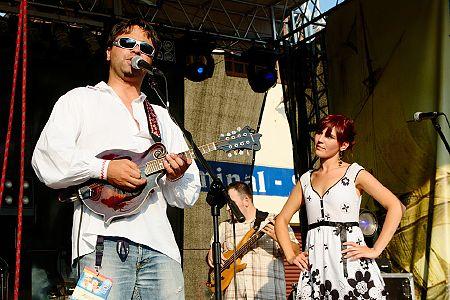 zdjĂŞcia dwa koncerty<br>The Tall Ships' Races, Szczecin 2007