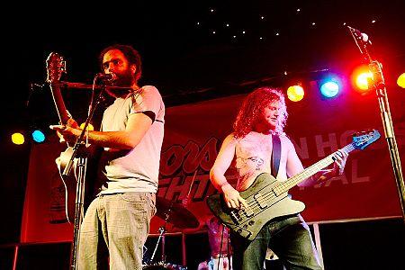 foto <b>O'Death</b><br>Belfast - Coors Light Open House Festival 2008