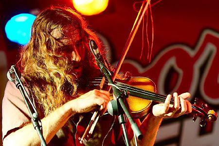foto <b>The Samsonites</b><br>Belfast - Coors Light Open House Festival 2008