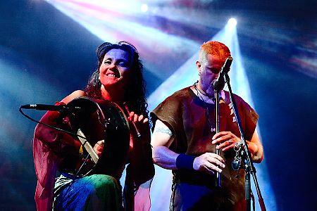 foto <b>Booze Brothers</b><br>Euroszanty&Folk World Fusion Music Festival<br>Sosnowiec 2008