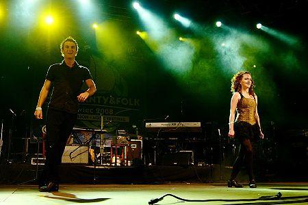 foto <b>Celtic Senses</b><br>Euroszanty & Folk World Fusion Music Festival<br>Sosnowiec 2008