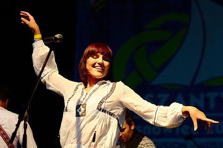 zdjĂŞcia Euroszanty&Folk World Fusion Music Festival<br>Sosnowiec 2008