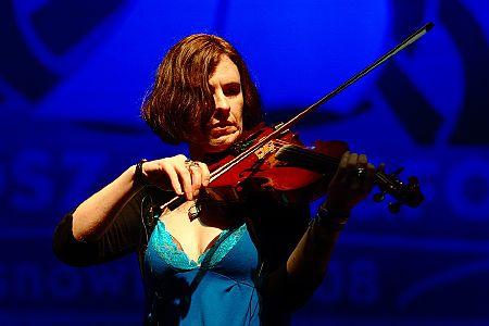 foto <b>Eleanor McEvoy</b><br>Euroszanty&Folk World Fusion Music Festival<br>Sosnowiec 2008