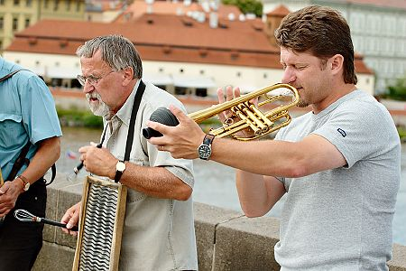 zdjĂŞcia <b>Bridge Band</b>, Praha