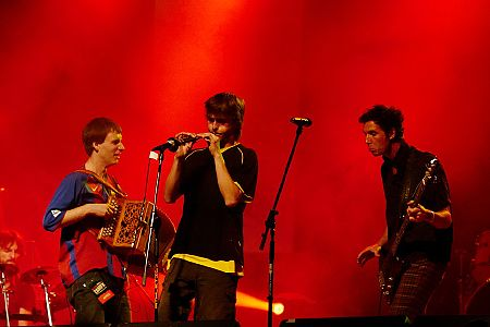 foto <b>Startijenn</b><br>Zamek Festiwal Muzyki Celtyckiej, Będzin 2009