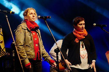 zdjĂŞcia XIV Międzynarodowe Spotkania ze Sztuką Ludową <i>Z wiejskiego podwórza</i><br><b>Czeremcha</b> 2009