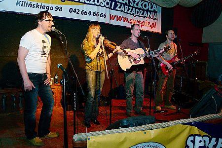 foto Gniazdo Piratów<br>Kubryk, Łódź 2009