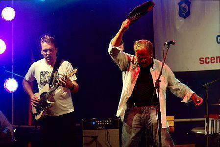 zdjęcia GooRoo Band<br>Szanty w <b>Mikołajkach</b> 2010