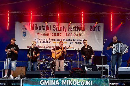 zdjęcia Szanty w <b>Mikołajkach</b> 2010