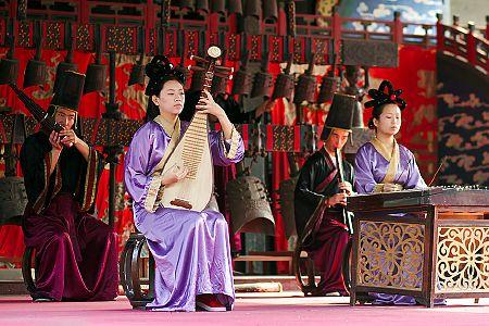 zdjęcia Koncert w Letnim Pałacu w Pekinie (Yíhé Yuán)