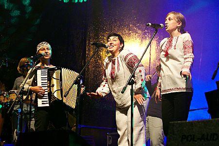 zdjĂŞcia XVI Festiwal Wielu Kultur i Narodów <i>Z wiejskiego podwórza</i> Visegrad Wave in <b>Czeremcha</b> 2011