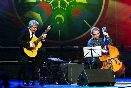 zdjęcia <b>Janusz Strobel Trio</b> & Anna Stankiewicz<br>Podlaska Oktawa Kultur