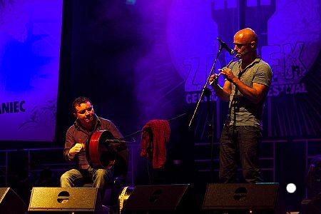 foto <b>Flook</b><br>X Zamek Festiwal Muzyki Celtyckiej, Będzin 2012