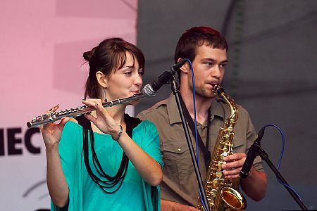 foto Zamek Festiwal Muzyki Celtyckiej, Będzin 2012
