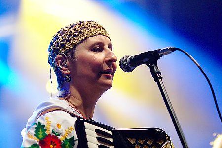 foto XXI Festiwal Wielu Kultur i Narodów <i>Z wiejskiego podwórza</i> Visegrad Wave in <b>Czeremcha</b> 2016