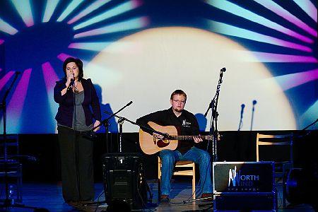 zdjĂŞcia Koncert folkowo-szantowy w ŁDK
