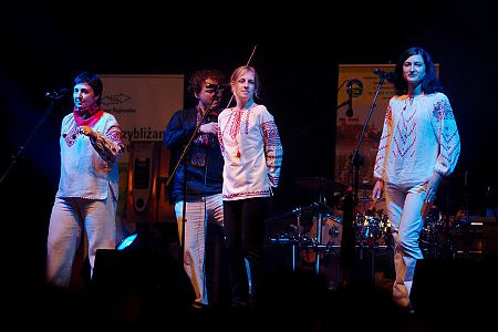 zdjęcia <b>Czeremszyna</b><br>Koncert z okazji Festiwalu Kuchni, Białystok