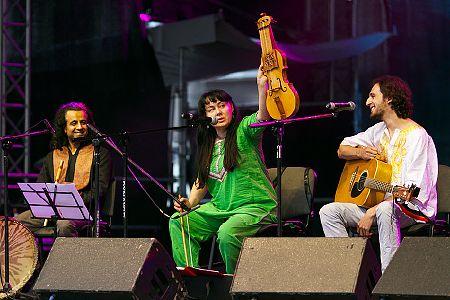 zdjęcia <b>Podlaska Oktawa Kultur</b><br>IV Międzynarodowy Festiwal Muzyki, Sztuki i Folkloru